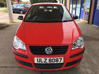 2007 Volkswagen Polo 1.2(60PS) E -1 F Keeper - 2 Keys - MOT: 25 Sep 2017