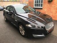 2012 Jaguar XF 3.0 TD V6 Luxury 4dr