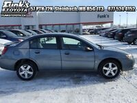 2007 Saturn Ion Sedan Ion.3 Uplevel