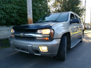 Chevrolet Trailblazer low km