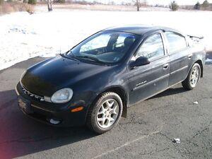 2001 Chrysler Neon *Reduced*