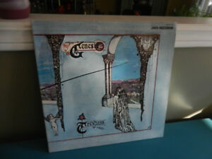 Vinyl Record/LP Genesis Trespass Classic Rock Excellent