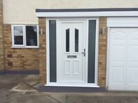 Upvc windows and doors composite patio french