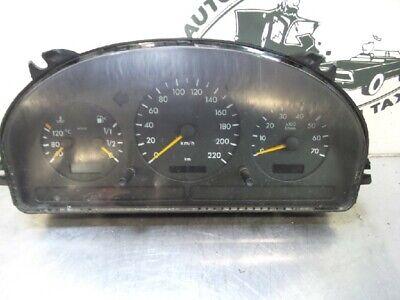 TACHO SPEEDOMETER Mercedes ML I (163) SUV 320 3.2 V6 18V Autom. (M112.942) 1999