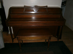 Piano-Apartment Size  $600.00 or Best Offer