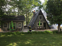 *NEW PRICE* Waterfront Cottage in Cumberland Bay on Grand Lake