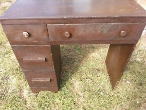 Small Desk and Two small Tables for sale