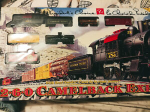 President's Choice Train Set 260 Camel back Express