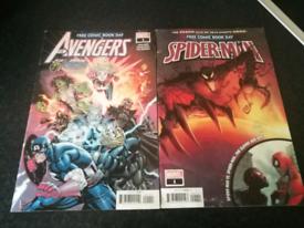 Avengers comics