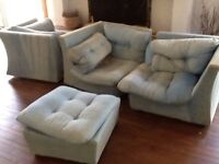 Sectional sofa priced to sell.
