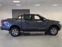 2017 Ford Ranger Pick Up Double Cab Wildtrak 3.2 TDCi 200 Diesel grey Manual