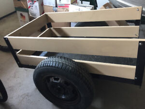 Utility Cart Newly Rebuilt Perfect for Garden, Cottage