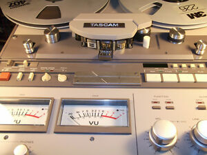 Tascam 42-NB Tape Recorder/Reproducer 2 tr 1/4 in Reel to Reel