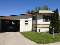 Viscount Estates Mobile Home; Seller wants it SOLD YESTERDAY!