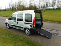 2009 Renault Kangoo 1.5 dci WHEELCHAIR ACCESSIBLE DISABLED ADAPTED VEHICLE WAV