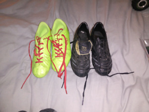 Size 2 cleats