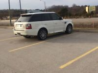 2006 Range Rover sport supercharged etested
