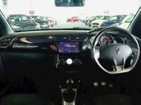 2017 DS DS 3 1.2 PureTech 130 Performance Line 3dr Hatchback Petrol Manual
