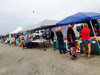 Looking for vendors for fun Chestermere market  Thurs and Sat's