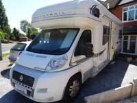 Autotrail Arapaho 6 Berth 6 Belts U Shaped lounge Air Conditioning Motorhome
