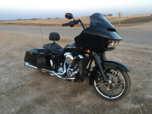 2016 Road Glide Special 120R Custom Harley Davidson Blacked Out