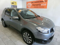 2011 Nissan Qashqai+2 1.5TD ( 106bhp ) Tekna ***BUY FOR ONLY £43 PER WEEK***