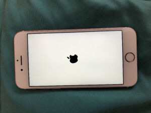 iPhone 6s Rose Gold with Bell
