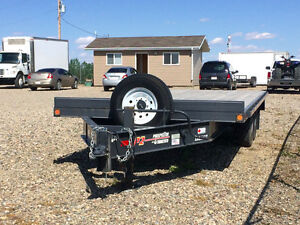2008 Trailtech Equipment Trailer
