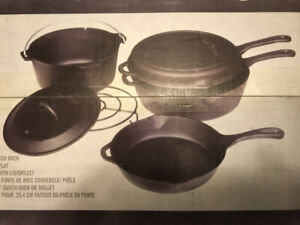 Wanted your unwanted Cast Iron Pots and Pans