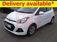 2015 Hyundai i10 1.2 SE DAMAGED REPAIRABLE SALVAGE