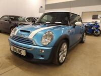 MINI HATCH COOPER S, Blue, Manual, Petrol, 2003