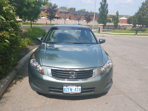 Honda accord its very clean new tires and brakes low mailbag.