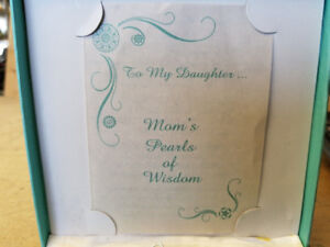 Mom's Pearls Of Wisdom Necklace