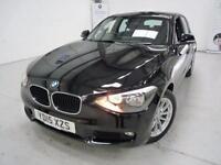 BMW 116d EFFICIENTDYNAMICS + NAV + £0 TAX + JUST SERV