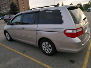 2006 Honda Odyssey EX with SAFETY and New TIMING BELT. $5950.