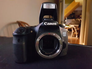 Canon 60D Camera - BODY ONLY