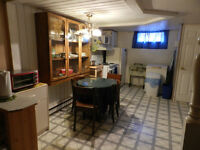 2 bedroom apartment for students or working person (s)