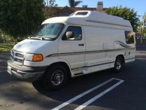 class b  camper-van
