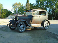 1929 FORD MODEL A *BARN FIND*