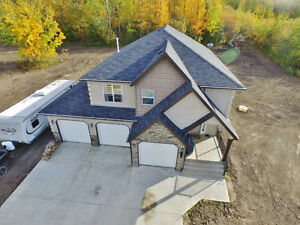 Fantastic family acreage minutes from Sexsmith with Crazy Views!