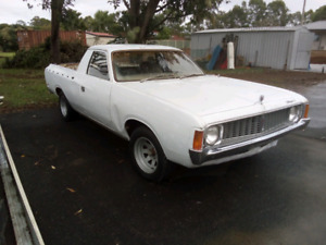 valiant ute   Buy New and Used Petrol - Leaded Cars in