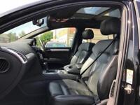 2010 Audi Q7 3.0 TD S line Tiptronic Quattro 5dr Diesel black Automatic