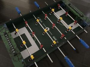 Mini foosball table soccer