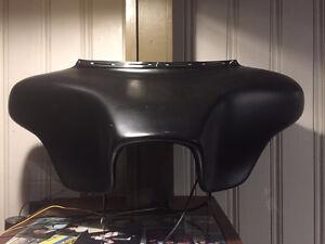 Aftermarket Harley Batwing Fairing
