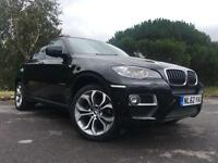 BMW X6 3.0 30d BluePerformance xDrive 5dr DIESEL AUTOMATIC 2012/62
