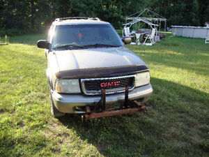 2002 GMC Jimmy VUS