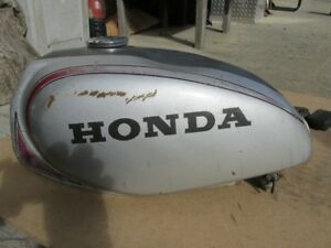 --HONDA  --FUEL TANK AND  CARB..100$