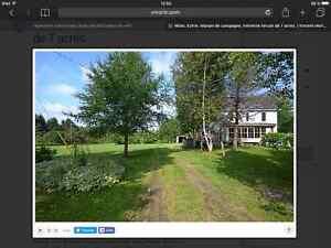 chalet a vendre a Milan Qc Québec City Québec image 2
