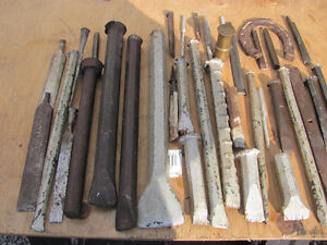 OLD CHISELS and PUNCHES Cornwall Ontario image 1