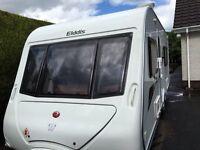 2011 Elddis Avante 4 berth anniversary model
